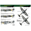 [HAD] Decalque 032-022 Messerschmitt Bf 109 G-6 Escala 1/32