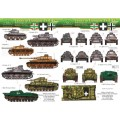 [HAD] Decalque 035-003 Tanks in Hungary 1941-45 - Set 1 Escala 1/35