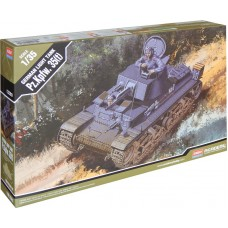 [ACADEMY] German Light Tank Pz.Kpfw. 35(t) Escala 1/35