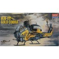 [ACADEMY] AH-1T + Gold Cobra Escala 1/35