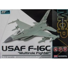 [ACADEMY] USAF F-16C Multirole Fighter Escala 1/72