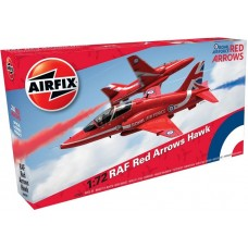 [AIRFIX] RAF Red Arrows Hawk Escala 1/72