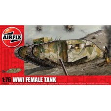 [AIRFIX] WWI Female Tank Escala 1/76