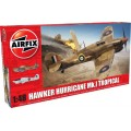 [AIRFIX] Hawker Hurricane Mk.I Tropical Escala 1/48