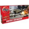 [AIRFIX] Curtiss P-40B Warhawk Escala 1/48