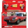[AIRFIX] Starter Set Jaguar E-Type Escala 1/32