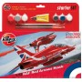[AIRFIX] Starter Set RAF Red Arrows Hawk Escala 1/72
