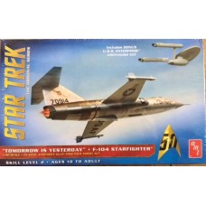 "[AMT] Star Trek F-104 Starfighter ""tomorrow is Yesterday"" Escala 1/48"