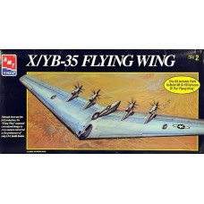 [AMT-ERTL] X/YB-35 Flying Wing Escala 1/72