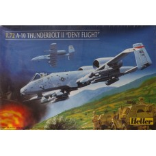 "[HELLER] A-10A Thunderbolt II ""Deny Flight"" Escala 1/72"