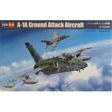 [HOBBYBOSS] AMX A-1A Ground Attack Aircraft Escala 1/48