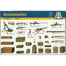[ITALERI] Accessories Escala 1/35