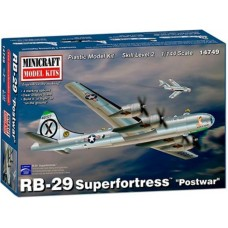 "[MINICRAFT] RB-29 Superfortress ""postwar"" Escala 1/144"