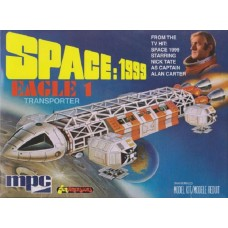 [MPC] Space: 1999 Eagle 1 Transporter Escala 1/72