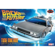 [POLAR LIGHTS] Back to the Future - Time Machine Escala 1/25