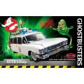 [POLAR LIGHTS] Ghostbusters ECTO-1 With Slimer Escala 1/25