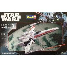 [REVELL] Star Wars X-wing-fighter Escala 1/112