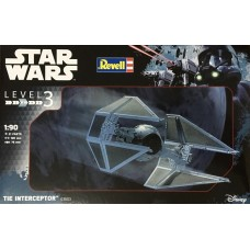 [REVELL] Star Wars Tie Interceptor Escala 1/90