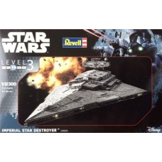 [REVELL] Star Wars Imperial Star Destroyer Escala 1/12300