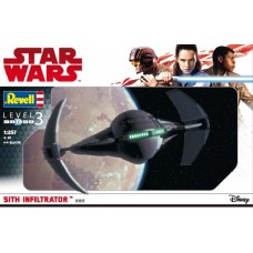 [REVELL] Star Wars Sith Infiltrator Escala 1/257