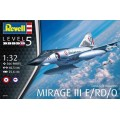 [REVELL] Dassault Aviation Mirage III E/RD/O Escala 1/32
