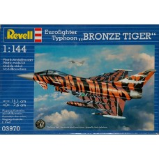 [REVELL] Eurofighter Typhoon Bronze Tiger Escala 1/144