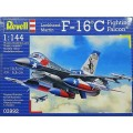 [REVELL] Lockheed Martin F-16C Fighting Falcon Escala 1/144