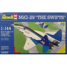 [REVELL] MiG-29 The Swifts Escala 1/144