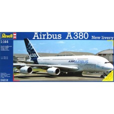 [REVELL] Airbus A380 New Livery Escala 1/144