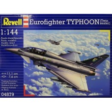 [REVELL] Eurofighter Typhoon Twin Seater Escala 1/144