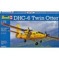 [REVELL] DHC-6 Twin Otter Escala 1/72