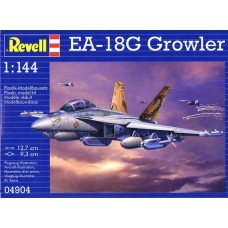 [REVELL] EA-18G Growler Escala 1/144