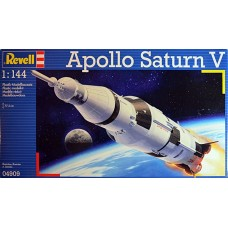 [REVELL] Apollo Saturn V Escala 1/144