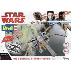 [REVELL] Star Wars Poe's Boosted X-wing Fighter Escala 1/78