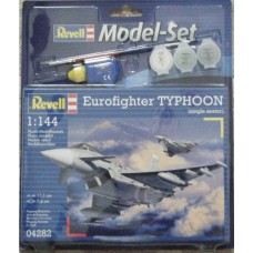 [REVELL] Model-Set Eurofighter Typhoon Single Seater Escala 1/144
