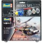 [REVELL] Model-Set Bell UH-1H Gunship Escala 1/100