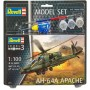 [REVELL] Model-Set AH-64A Apache Escala 1/100