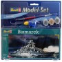 [REVELL] Model-Set Bismarck Escala 1/1200