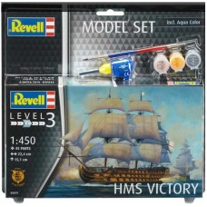 [REVELL] Model-Set HMS Victory Escala 1/450