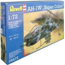[REVELL] Ah-1w Super Cobra Escala 1/72