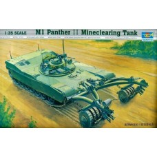 [TRUMPETER] M1 Panther II Mineclearing Tank Escala 1/35