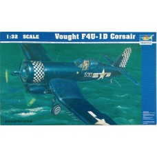 [TRUMPETER] Vought F4U-1D Corsair Escala 1/32