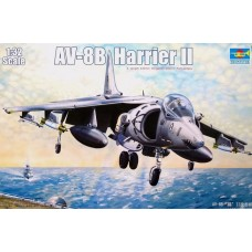 [TRUMPETER] AV-8B Harrier II Escala 1/32