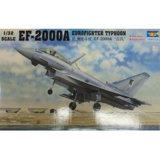 [TRUMPETER] EF-2000A Eurofighter Typhoon Escala 1/32