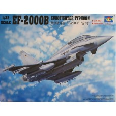 [TRUMPETER] EF-2000B Eurofighter Typhoon Escala 1/32