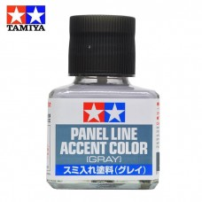 [TAMIYA] Panel Line Accent Color - Gray