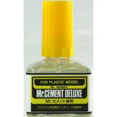 [GUNZE] Cola Mr. Cement Deluxe Glue 40ml