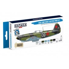 [HATAKA] BS33 Early WW2 Soviet Air Force Paint Set